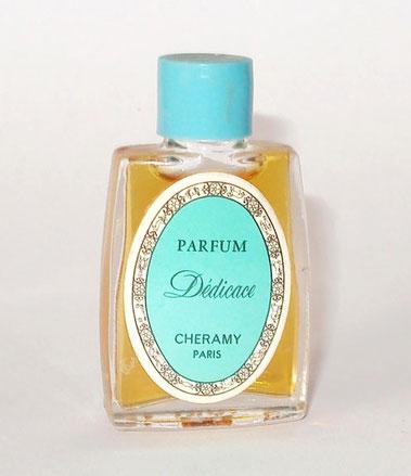 CHERAMY - DEDICACE, MINIATURE PARFUM SEULE