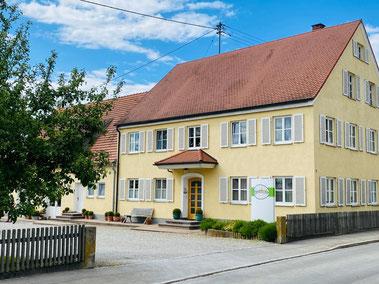 Unser Hofladen in Gottmannshofen bei Wertingen.