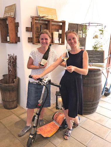 Verleih von Scooter und Roller. Outdooraktivität in der Wachau und Niederösterreich. Krems, Spitz, Dürnstein, Weißenkirchen per Verleih Scooter, Fahrrad, Segway ausleihen und erkunden.