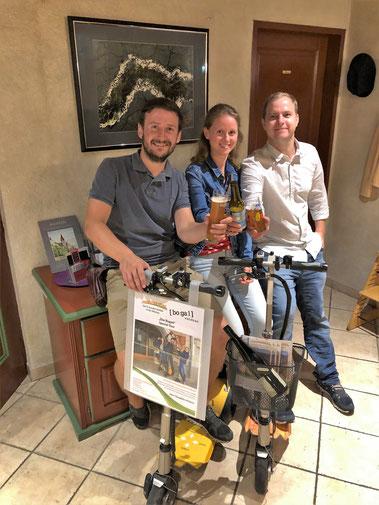 Scooter in der Wachau Präsentation der Ausflugsziele, Touren und Verleih. Das Freizeitangebot, ein Erlebnis für Familien. Freizeitaktivität in der Wachau.