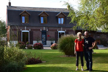 Le Clos du Clocher - Gite et Chambres d'hôtes - Guedecourt - Hauwel