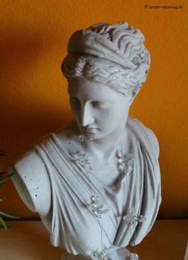Büste der Göttin Diana