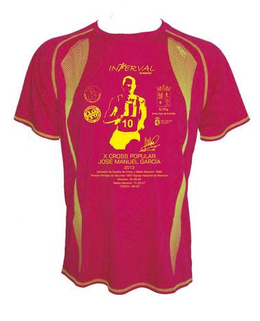 Camiseta La Robla