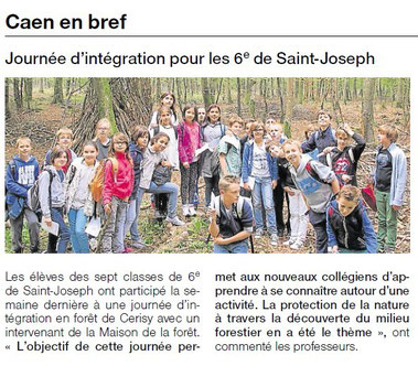 Ouest France 22 09 2014