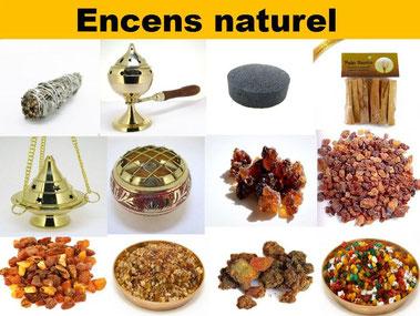 Encens naturel - Boutique encens - Casa bien-être.fr