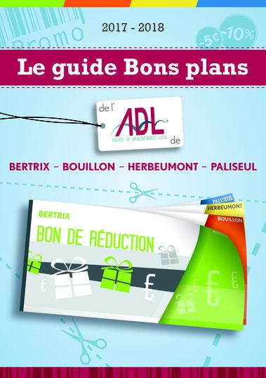 Couverture du guide Bons plans 2017-2018