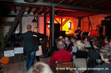 Konzert in der Moorscheune Boberow (Foto Jens Wegner)