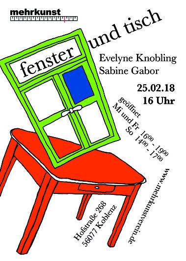 mehrkunst - Evelyne Knobling - Sabine Gabor