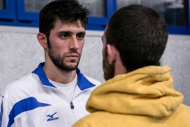 Nicola Benedetti, pentathlon moderno, Italia. Mental training e sport vision. Giorgio Sola ©