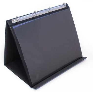 Printed Easel Presentation Ring Binders