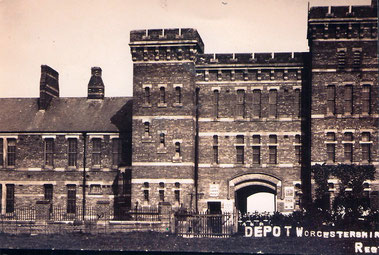 The Keep. Norton Barracks.