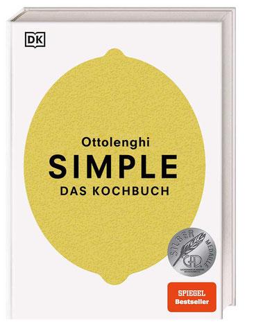 Yotam Ottolenghi SIMPLE Kochbuch  DK Verlag