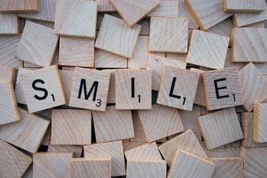 Smile - Nutze dieses Bild für dein Visionboard auf Pinterest