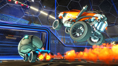 Auto Spiel: Rocket League