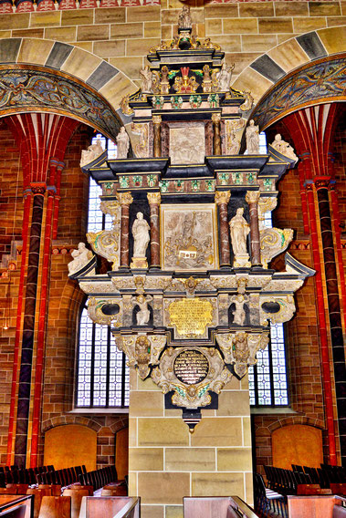 Im St. Petri Dom in Bremen 10
