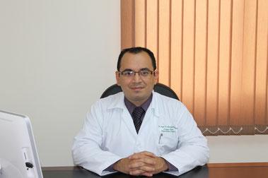 Dr. Angel Henríquez/ Cirujano Hepatobiliar y Trasplantólogo