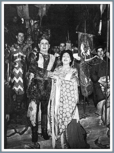 TURANDOT - Turandot con Giacomo Lauri-Volpi - Bari Teatro Petruzzelli