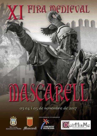 Programa de la Fira Medieval de Mascarell