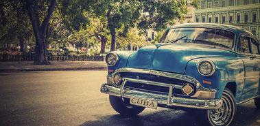 Koffiebonen Cuba