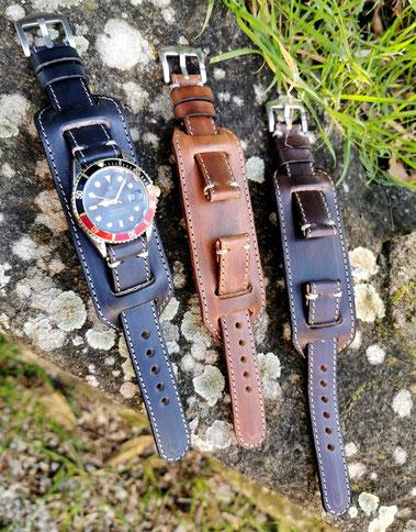 cinturini orologio in cuoio straps