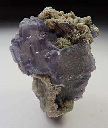 Panasqueira mines Fluorite