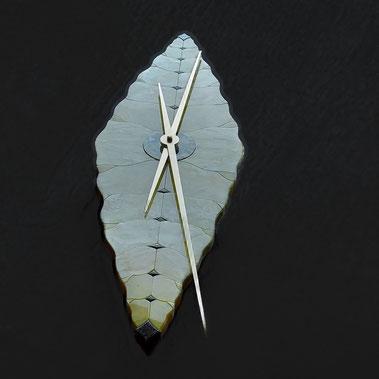 янтарь балтийский мозаика часы натуральный Калининград