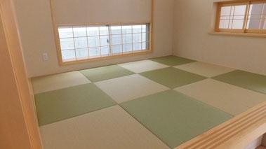 カラー 琉球畳