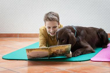 Tiergestützte Therapie in der Schule