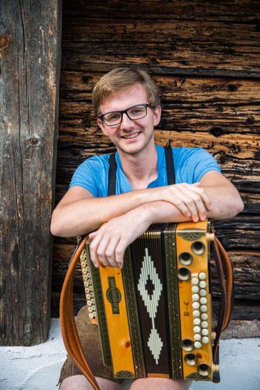 Ziehharmonika Weltmeister Christoph Blatzer