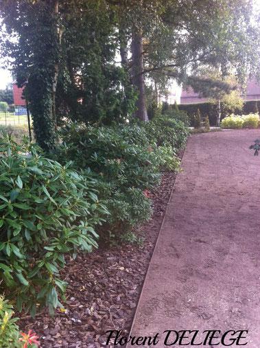 entrepreneur aménagement extérieur jardin terrasse