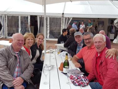 Besuch ATP Turnier Hamburg Rothenbaum