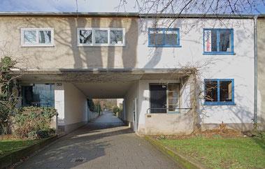 Das Ernst-May-Haus © Ernst-May-Gesellschaft, Reinhard Wegmann (Fotograf)