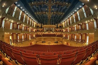 Philharmonie Essen / der Kruppsaal