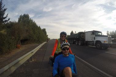 Panamericaine en Pino ruta 5