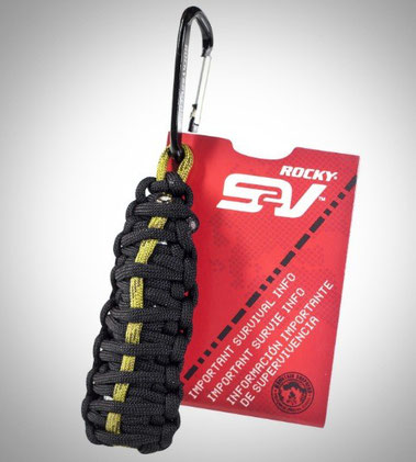 Rocky S2V Survival Kit Grenade