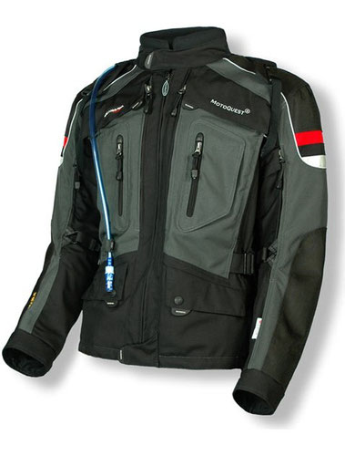 Olympia Moto Sports MotoQuest Guide Jacket