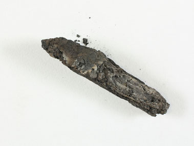 Rouleau d'En-Gedi datant du 3ème ou 4ème siècle après J-C d'après la datation au Carbone 14, Wikipedia commons