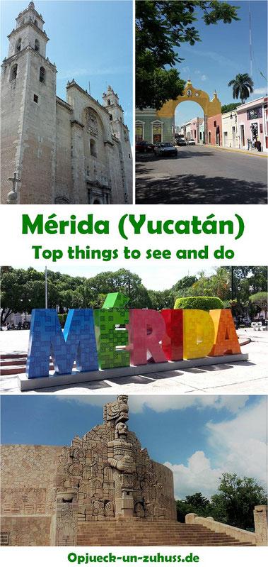 Merida, Yucatan - top things to see and do