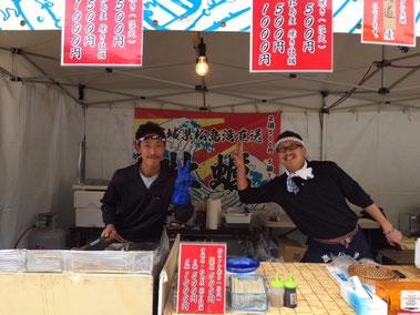 牡蠣とホタテは美味支援からゲット!美味しかったです。