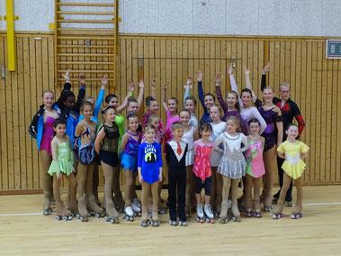 Die LM-Teilnehmer vom Samstag - Foto: Thomas Kloppenburg