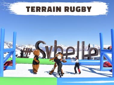 Vente jeux sportifs rugby Annecy