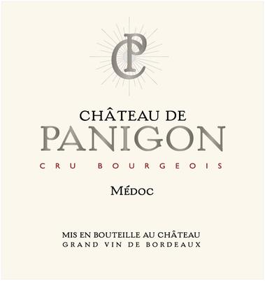 Panigon - cru bourgeois - AOC Médoc