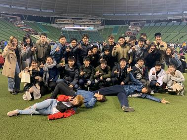新歓(野球観戦2016)