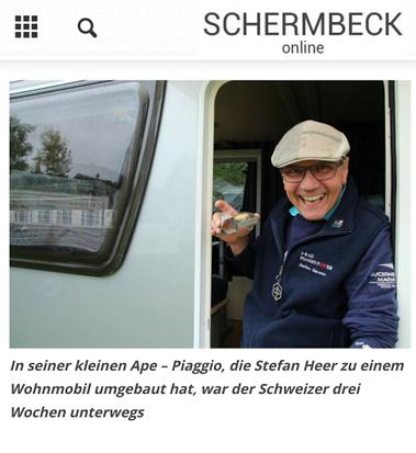 7. Ape-Treffen in Schermbeck