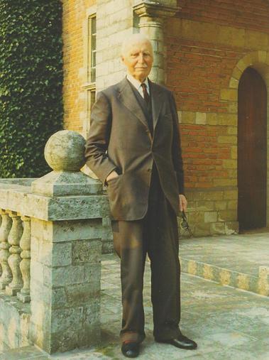 Comte André de Meeûs
