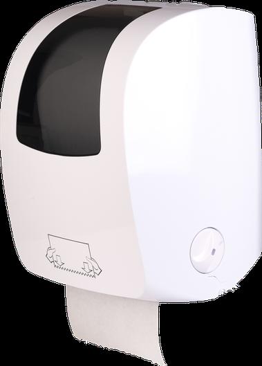 Handtuchspender Autocutspender ohne Sensor Handtuchpapierspender Hygienespender.shop