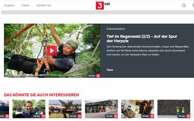 Tierdokus auf 3sat.de