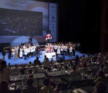 ロンドン料理を賞賛、サン・セバスチャン・ガストロノミカ開幕(www.diariodegastronomia.com)