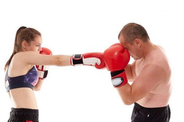 ボクシングのパーリング