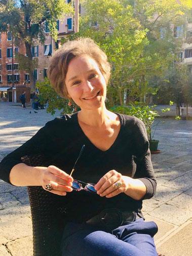 Edda Laudahn er lære på specialpædagogisk institut og elsker dansk kirsebærlikør, sin familie og musik på alle sprog - Edda har fået privatundervisning hos mig siden januar 2020